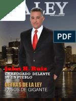 Revista La Ley Primera Edicion