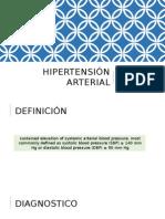 Hipertensión Arterial 2014 - Leandro