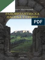 Ranovizantijska Naselja u Srbijii
