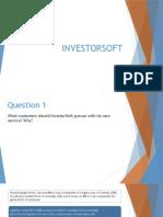 Investorsoft Case