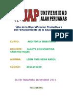 Auditoria Tributaria _leon Rios Nena Karol_2011145300_tarapoto