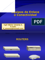 5. EQUIPOS (Router y Modem)