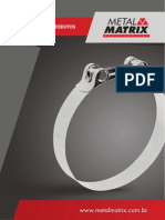 Catálogo Metalmatrix - Abraçadeiras