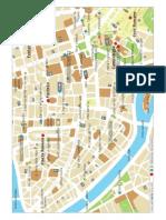 Mapa de Centro de Roma