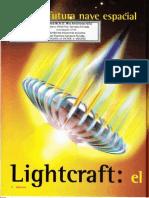 Lightcraft El Ovni de La Nasa R-006 Nº124 - Mas Alla de La Ciencia - Vicufo2