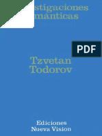 Todorov Tzvetan Investigaciones Semanticas