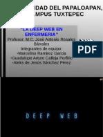 Deep Web en Enfermería