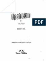 Engleza Upstream Advance C1 2013