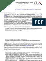 Plan de acción CUA-UPR