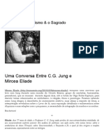 Diálogo de Eliade e Jung