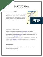 MATUCANA, PERÚ