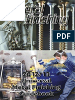 Metal Finishing Plating Book 2012-2013