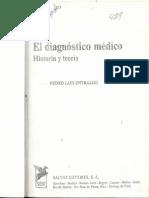 EL DIAGNÓSTICO MÉDICO Pedro Lain Entralgo (1).PDF