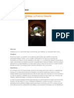 """Bienvenido al INAH - Museo Casa de Hidalgo """"La Francia Chiquita"""""""