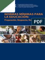 INEE Minimum Standards Spanish 2010