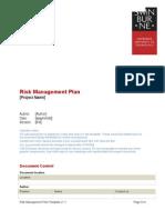 RiskManagementPlanTemplatev1.1-[ProjectName]-[ver]-[YYYYMMDD]