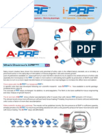 Brochure a-PRF and I-PRF