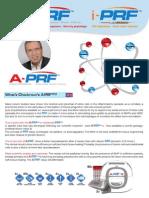 Brochure a-PRF and I-PRF