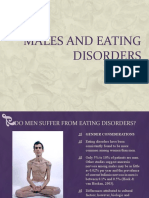 Male Eating Disorders
