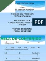Examen Final Carlos