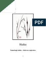 Osho Haiku
