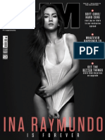 Fhm Philippines November 2015 burgusoy