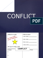 conflict lesson powerpoint without video
