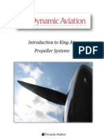 introduction to king air propeller system