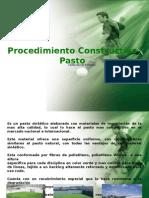 Proceso Constructivo Pasto Sintetico