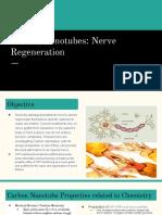 carbon nanotubes- nerve regeneration