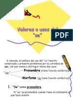 USOS_DEL_SE