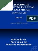 CAP-III, Part 4 Aplica de Pararrayos LT