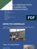 Sistemas Constructivos en Albañileria - Reducidomono