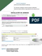 Intalación de Android