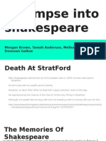 copy of a glimpse into shakespeare