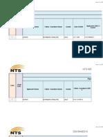 NTS NBS Evaluation Sheet