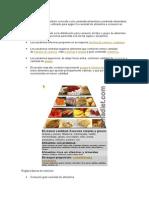A Pirámide Nutricional