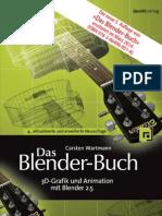 Blender Buch