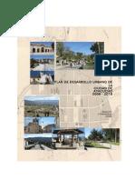 Plan Desarrollo Urbano -Huamanga