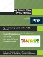 liana anderson- training trends plan presentation