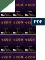 crew card