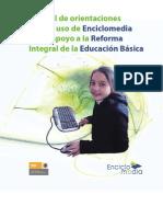 Manual Enciclomedia RIEB