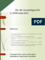 Diseño de Investigación Presentation