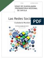 Ensayo - Las Redes Sociales
