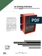 Analog Interface, AD1359-1