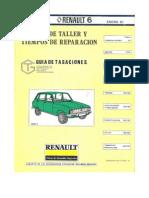 Manual de taller renault 6 tomo I.pdf
