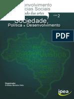 Sociedade Desenvolvimento Politica