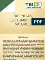creenciascostumbresyvalores-131013175148-phpapp01