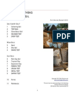Soils for Earthbag Part 1