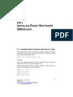 Bab 3 Instalasi Paket Software